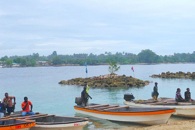 Small Craft Act Tssp Papua New Guinea